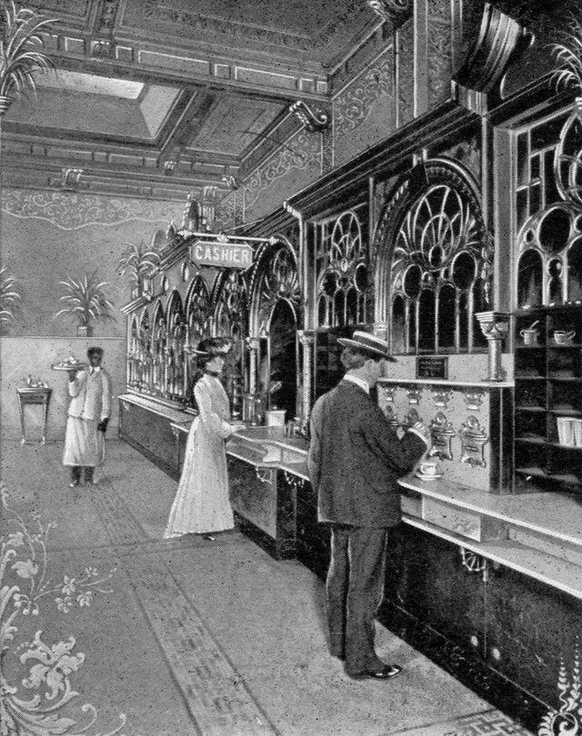 restaurante automatico 1904