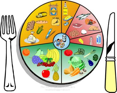 dieta equilibrada sana