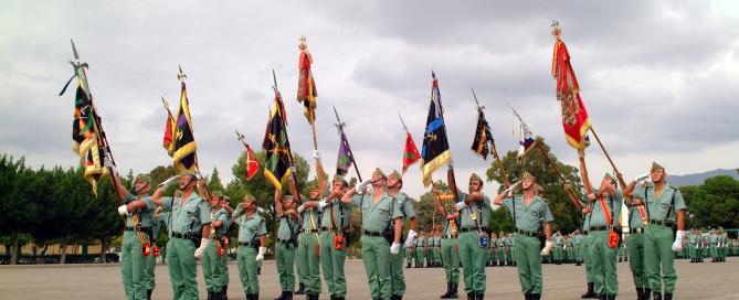 servicios militares
